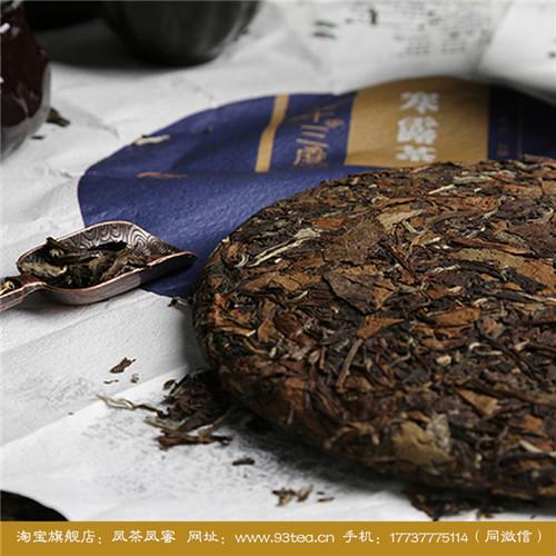 越来越多的人喜欢老白茶的原因是什么?
